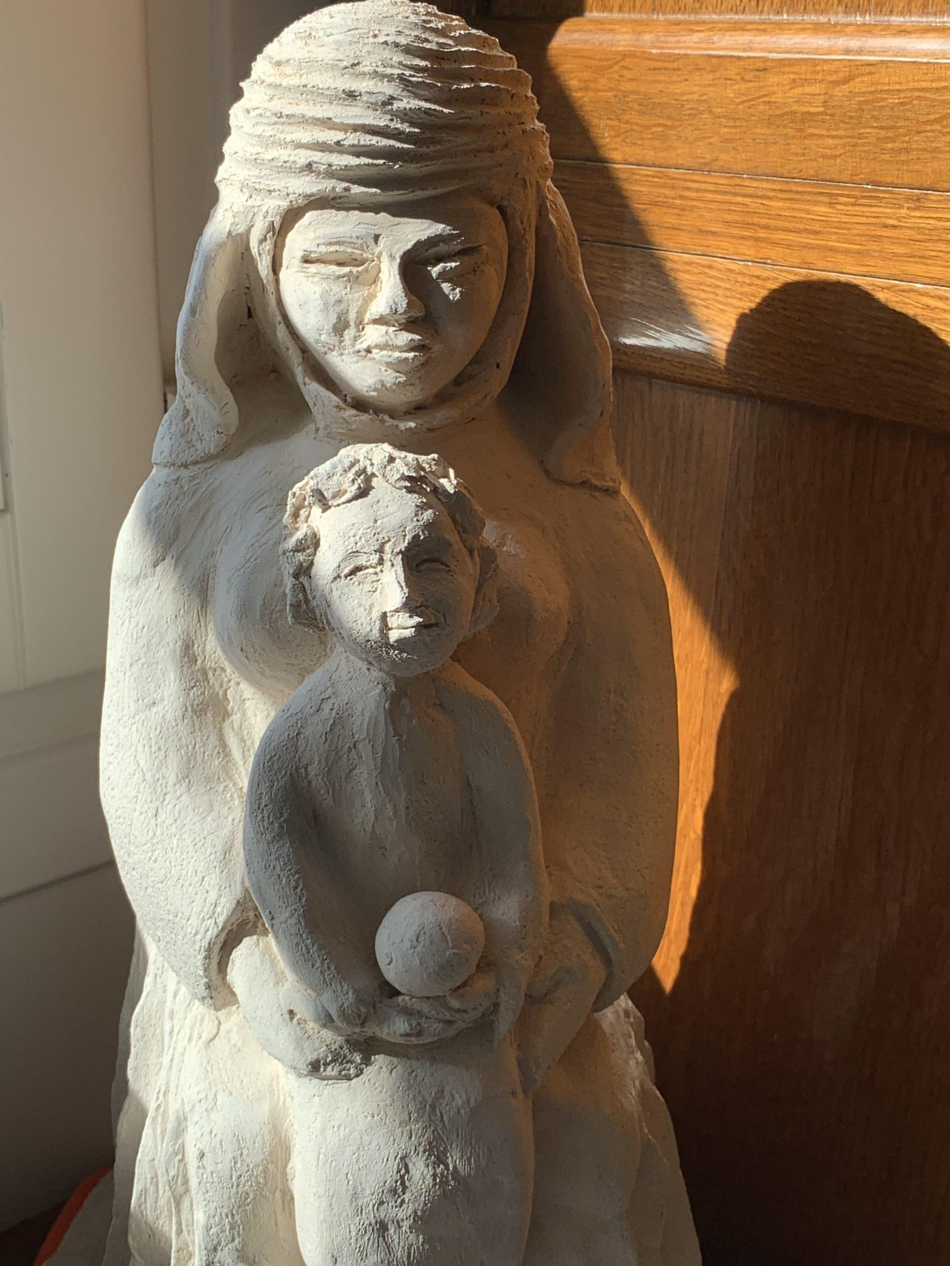 Vierge indienne
